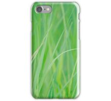 Green and Tall iPhone Case/Skin
