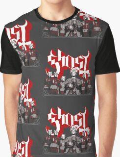 Papa Emeritus & Nameless Ghouls (Ghost Ghost BC) Graphic T-Shirt