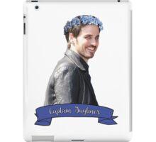 Hook - Captain Guyliner iPad Case/Skin