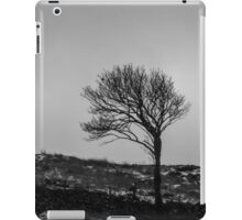 Wind Bent Tree iPad Case/Skin