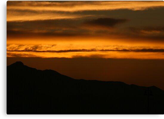 sunset by Jen Wahl