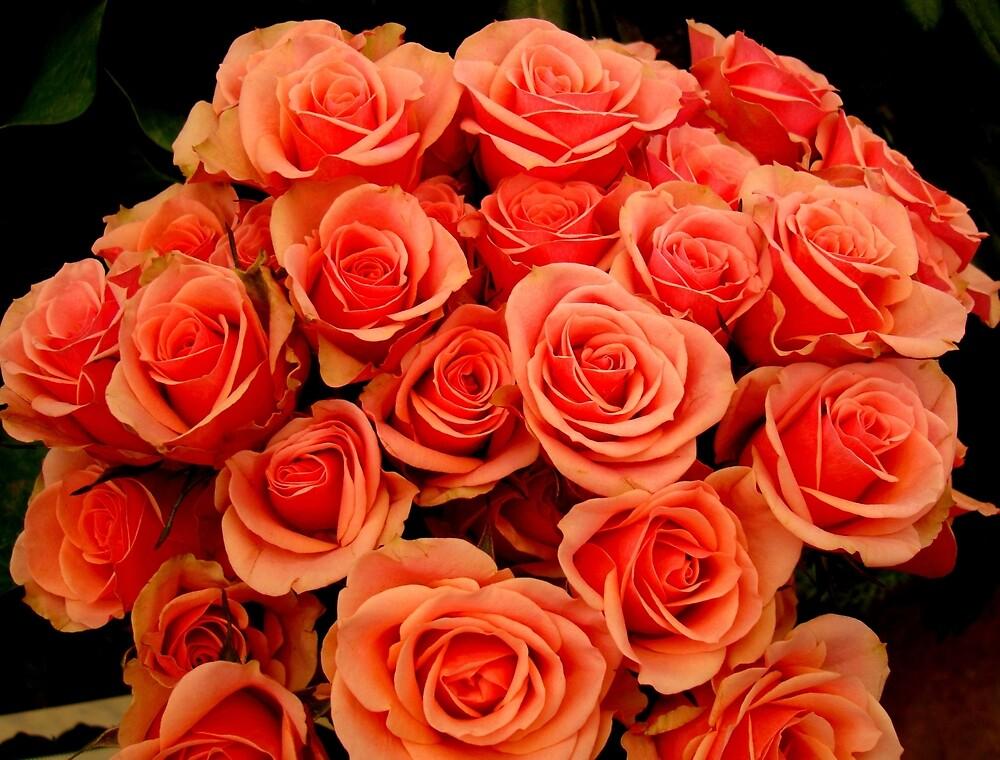 Bountiful Bouquet by Michiale