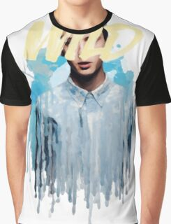 Troye Sivan Wild Blue Graphic T-Shirt