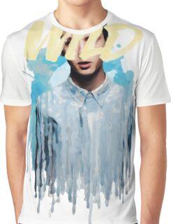 Troye Sivan Wild Blue Graphic T-Shirt