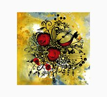 Abstract Acrylic Painting APPLES II Unisex T-Shirt