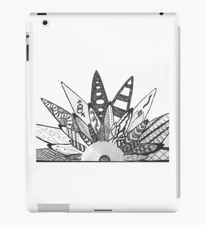 InkPot Flower iPad Case/Skin