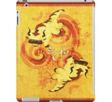 The Masters' + Element: Air iPad Case/Skin