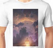 Night sky Unisex T-Shirt