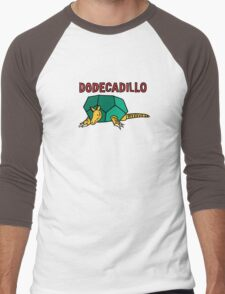 Dodecadillo Men's Baseball ¾ T-Shirt