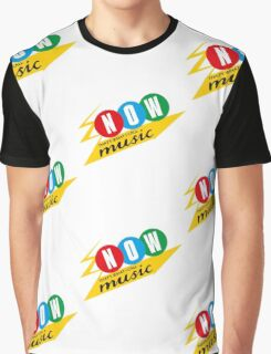 Now That's What I Call Music Graphic T-Shirt