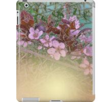 Blossoms Green House iPad Case/Skin