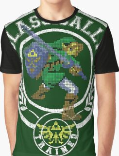 classically trained link Graphic T-Shirt