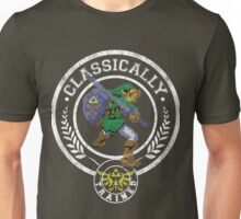 classically trained link Unisex T-Shirt