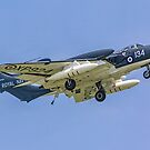 De Havilland Sea Vixen FAW.2 XP924 G-CVIX by Colin Smedley