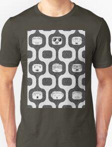 The Face of Rio - Copacabana Pavement Unisex T-Shirt