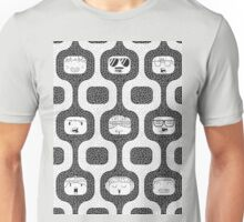 The Face of Rio - Ipanema Pavement Unisex T-Shirt