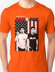 Dan and Phil Tour Unisex T-Shirt