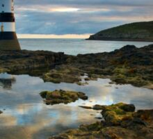 Lighthouse Reflections Sticker