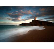 Welsh Waves Photographic Print