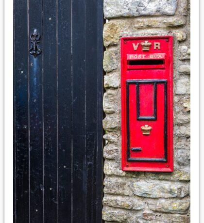 Hey, Mr Postman... Sticker