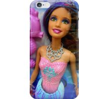 Mermaid Doll iPhone Case/Skin
