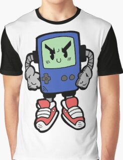 Game Punk - BLUE Version Graphic T-Shirt