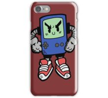 Game Punk - BLUE Version iPhone Case/Skin