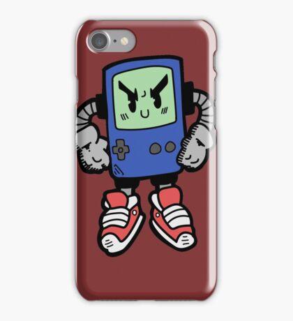 Game Punk - BLUE Version iPhone Case/Skin