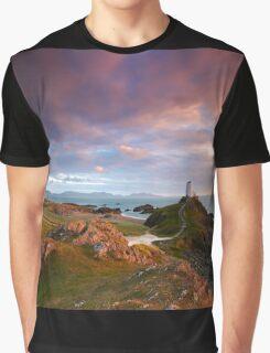 Llanddwyn Light Graphic T-Shirt