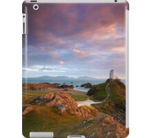 Llanddwyn Light iPad Case/Skin