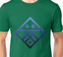 Kiznaiver Corporate Logo - blue Unisex T-Shirt