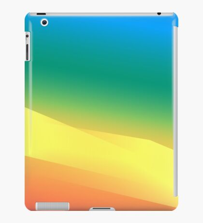 Colourful Abstract iPad Case/Skin