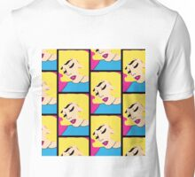 Girl with the thick lashes Unisex T-Shirt