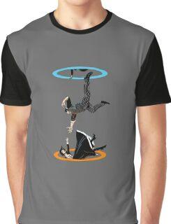Portal in Bioshock Graphic T-Shirt