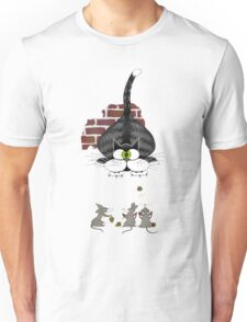 Cat and Mouse Game Unisex T-Shirt
