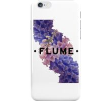 flume skin - white iPhone Case/Skin
