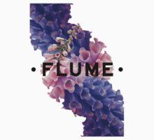 flume skin - white Kids Tee