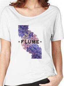 flume skin - white Women's Relaxed Fit T-Shirt