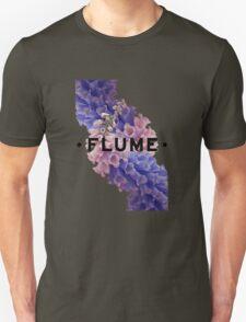 flume skin - white Unisex T-Shirt