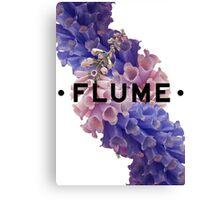flume skin - white Canvas Print