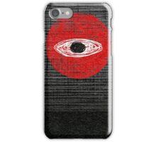 un ojo iPhone Case/Skin