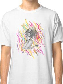 Ibiza Summer Flame Classic T-Shirt