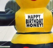 Beee Happy! Sticker