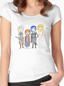 Life is Strange x Lord of the Rings Women's Fitted Scoop T-Shirt