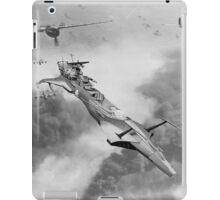 Harlock World War 2 iPad Case/Skin