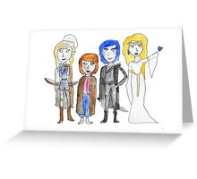 Life is Strange x Lord of the Rings Greeting Card