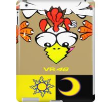 VR 46 Chicken iPad Case/Skin
