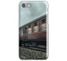 The Royal Scot on the move  iPhone Case/Skin