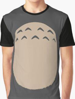 My Neighbor Totoro - Chest Graphic T-Shirt