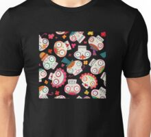 Sugar Skulls & Flowers Unisex T-Shirt